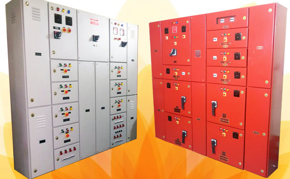 Fire Motor Control Center, Hydro Pneumatic System