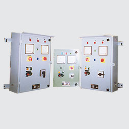 Export Quality 3 Phase & Single Phase Control Panels